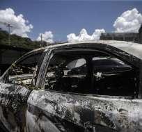 El diplomático pudo haber sido víctima de un crimen pasional, según autoridades. Foto: AFP