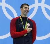 El nadador estadounidense fue la estrella de Río de Janeiro 2016. Foto: Tomada de prensa.com