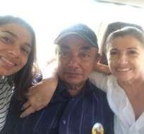 BOGOTÁ, Colombia.- El hombre de negocios de 66 años fue liberado en la zona rural de La Guajira. Foto: El Tiempo.