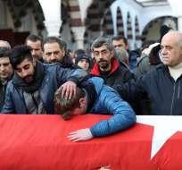 ESTAMBUL, Turquía.- Turquía ha sido objeto de numerosos ataques atribuidos al grupo yihadista Estado Islámico en los últimos meses. El atentado al club Reina aún no ha sido reeinvindicado.