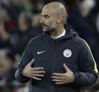 Pep Guardiola anuncia que el final de su carrera como entrenador está cerca.