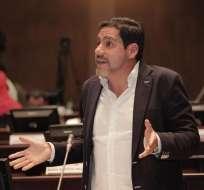 Presidente Correa calificó como traidor a Viteri por votar en contra de la Ley de Plusvalía. Foto: Archivo / Andes