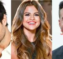 Enrique Iglesias, Selena Gómez y J Balvin causaron sensación en 2016 con sus producciones discográficas. Foto: Collage.