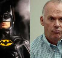 "EE.UU.- Michael Keaton interpretó al superhéroe en ""Batman"" de 1989 y ""Batman Returns"" de 1992. Foto: Internet"