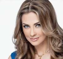La actriz mexicana Aracely Arámbula fue pareja de Luis Miguel desde 2005 hasta 2009. Foto: Sitio web de la artista.