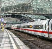 BERLÍN, Alemania.- una peruana perdió a sus cuatro hijos en la principal estación de trenes de Berlín. Foto: CDN.com.