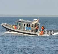 Cuerpo de Marina Izurieta se encuentra a 73 metros de profundidad, según autoridades. Foto: webinfomil.com