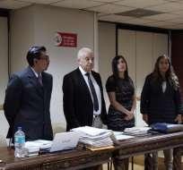 El fiscal aclara que no se la puede considerar información oficial. Foto: Fiscalía