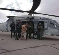 Guzmán se fugó de dos prisiones de máxima seguridad en México. Foto: AFP