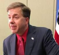 EE.UU.- Según Todd Chapman, es el momento oportuno para revisar las relaciones comerciales. Foto: Archivo