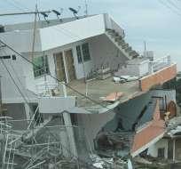 El sector de seguros informó que ha cubierto el 86% de siniestros por el desastre natural. Foto: El Diario