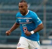 El ecuatoriano Joffre Guerrón podría reforzar al club argentino Colón de Santa Fe.