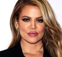 ¿Cirugía o photoshop en los labios de Khloé Kardashian?