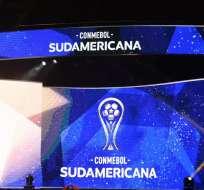 En Asunción, Paraguay, se efectuó el sorteo de la Copa Conmebol Sudamericana.