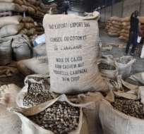 El precio de los cereales alcanzó su nivel más alto desde diciembre. Foto: AFP