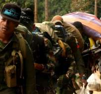 Unos 6.300 guerrilleros y guerrilleras de las FARC se movilizan hacia 26 áreas del país.