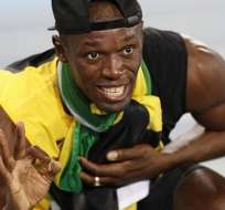 Usain Bolt es la principal estrella del Nitro Athletics que comenzará este sábado en Melbourne.