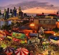 Su ubicación en el corazón de Asia fue clave para su gran desarrollo económico en las últimas décadas.