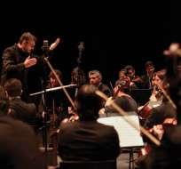 GUAYAQUIL, Ecuador.- David Harutyunyan dirigió la Orquesta Sinfónica de Guayaquil por 15 años. Foto: Tomado de Radio Huancavilca.