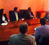 ECUADOR.- El Tribunal Contencioso Electoral emitió su fallo sobre la denuncia presentada por el exauditor del CNE. Foto: TCE