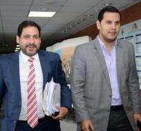 El legislador citó el proyecto multipropósito Baba y el regreso de constructora al país. Foto: Referencial.