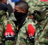 """""""El Ejército de Liberación Nacional (ELN) realizará un cese de operaciones militares, en marzo. Foto: Archivo"""