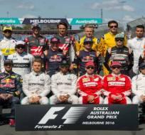 La publicación The Drive mostró lo que ganará cada uno de los pilotos este año. Foto: Tomada de http://www.autopista.es
