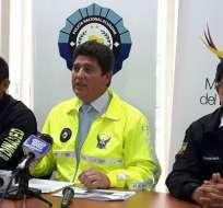 GUAYAQUIL, Ecuador.- A nivel nacional, a diario se reporta entre 15 y 20 personas desaparecidas según Dinased. Foto: Twitter Ministerio Interior.