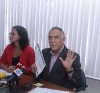 ECUADOR.- El candidato presidencial dice que Acuerdo Nacional por el Cambio anunciará postura el 6 de marzo. Foto: API