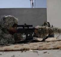 Los blancos tenían relación con los recientes atentados de Bagdad. Foto: AP