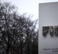 La FIFA sancionó nuevamente a un exdirectivo por violar el Código Ético del organismo.