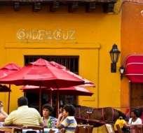 """De acuerdo con algunos inmigrantes, """"Colombia te hace sentir como en casa muy rápido""""."""