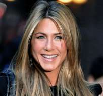 Jennifer Aniston, de 48 años, fue a la gala del Oscar junto a su esposo. Foto: Agencias