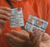 En Estados Unidos, casi el 80% de fármacos consumidos son genéricos según el ingeniero Daniel Apolo. Foto: Captura de video