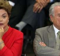 Marcelo Odebrecht pagó unos $64 millones para campaña de exmandataria y vicepresidente. Foto: Archivo / Internet