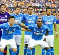 El delantero ecuatoriano está a la espera de que un nuevo equipo adquiera sus servicios. Foto: Tomada de la cuenta Twitter @joffreguerron8