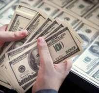 Según un reciente informe del Departamento de Estado de Estados Unidos,  los delitos del lavado de dinero en Ecuador se facilitan por su economía dolarizada. Foto: Referencial/Pixabay.
