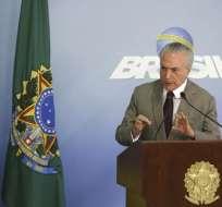 Marcelo Odebrecht asegura que dio $64 millones para la campaña del binomio Rousseff-Temer. Foto: AFP