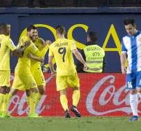 El Espanyol no pudo en su visita al Villarreal y cayó 0-2 por la Liga española.