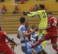 El Nacional y Deportivo Cuenca se enfrentaron por la fecha 5 del torneo local.