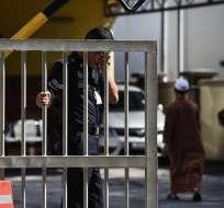 La batalla diplomática inició tras el envenenamiento de Kim Jong Nam. Foto: AFP
