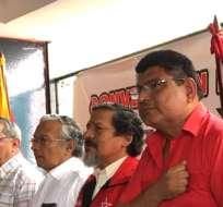 GUAYAQUIL, Ecuador.- El Partido Socialista ve con buenos ojos el apoyo de Jairala de cara a la segunda vuelta. Foto: Archivo