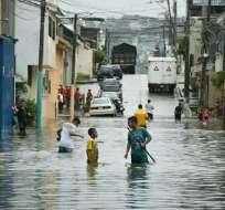 GUAYAQUIL, Ecuador.- El Inamhi informó sobre los cambios climáticos para la jornada del segundo fin de semana. Foto: Archivo.
