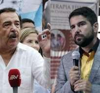 ECUADOR.- Los líderes guayaquileños piden a Guillermo Lasso acoger varias de sus propuestas. Collage: Ecuavisa / Fotos: API