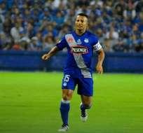 Pedro Quiñónez aseguró que se quiere enfocar en el partido ante San Lorenzo. Foto: Archivo