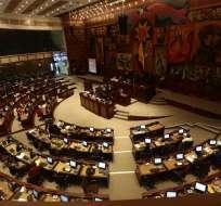 QUITO, Ecuador.- La Asamblea Nacional deberá implementar esta prohibición aprobada con el 55.12% de los votos de la población. Foto: Archivo.