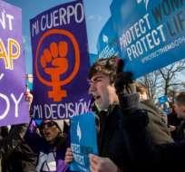 El aborto es un tema controvertido en Texas. A menudo se enfrentan quienes lo apoyan con los que lo rechazan.