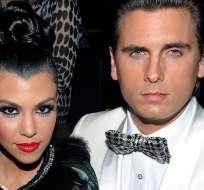 Kourtney Kardashian y Scott Disick han estado varios años juntos y tienen 3 hijos. Foto: Agencias