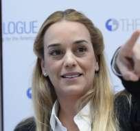 ECUADOR.- El Gobierno nacional señala que ella pretendía cumplir actividades políticas con visa de turista. Foto: Archivo