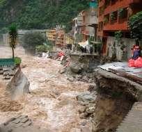 Perú: Más 500.000 afectados, 48 muertos por fenómeno El Niño. Foto: Archivo